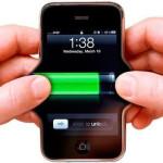 На какое время хватает зарядки у iPhone 5