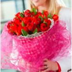 Как послать букет цветов